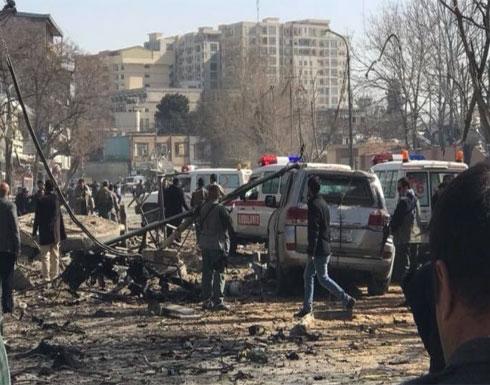 عشرات القتلى والجرحى بتفجير كابول وطالبان تتبنى (شاهد)