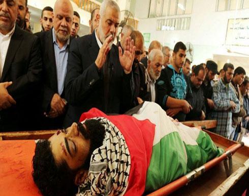 تشريح جثمان الشهيد أبو ثريا لإثبات مسؤولية الاحتلال عن مقتله