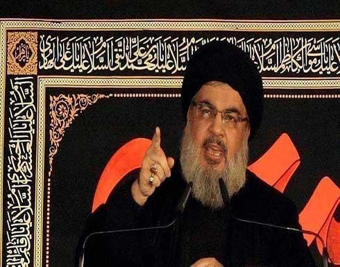 """نصر الله: اتهامنا بتعطيل تأليف الحكومة اللبنانية """"تضليل"""""""