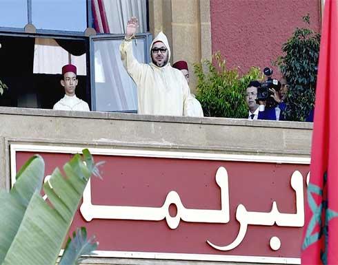ملك المغرب محمد السادس يشيد بتنظيم الانتخابات ويؤكد أن الأحزاب سواسية