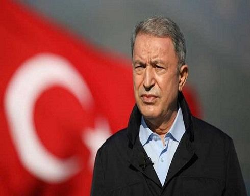 أكار يهدد حفتر: سنرد على أي محاولة استهداف لقواتنا في ليبيا