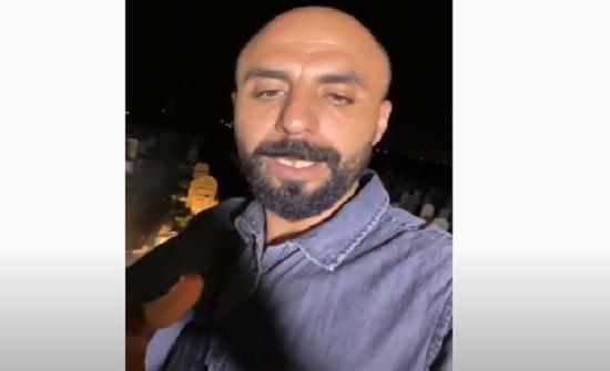 زوج المرحومة رنيم ابو مسامح يسامح بوفاتها