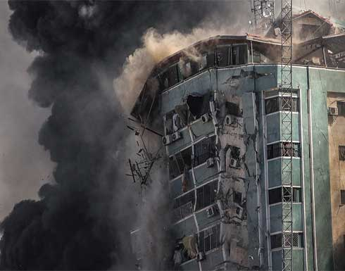 تسوي أبراج غزة بالأرض.. تحقيق للجزيرة يكشف نوعية القنابل التي دمرت بها إسرائيل برج الجلاء