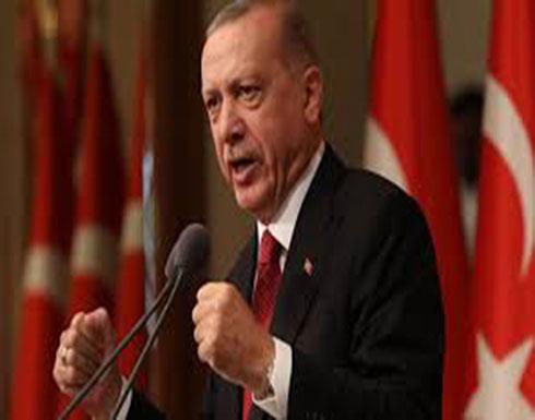 أردوغان: قررنا مع الأمريكيين إقامة مركز عمليات لممر السلام بسوريا