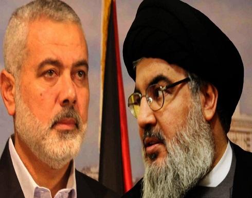 قيادي في حماس: إسماعيل هنية سيلتقي نصر الله خلال زيارته لبيروت