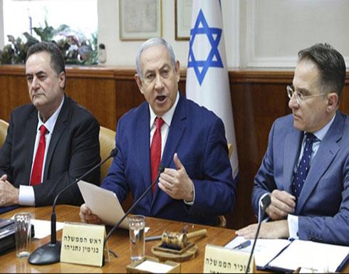 الحكومة الإسرائيلية تقر تشريعا لتركيب كاميرات مراقبة بمراكز الاقتراع