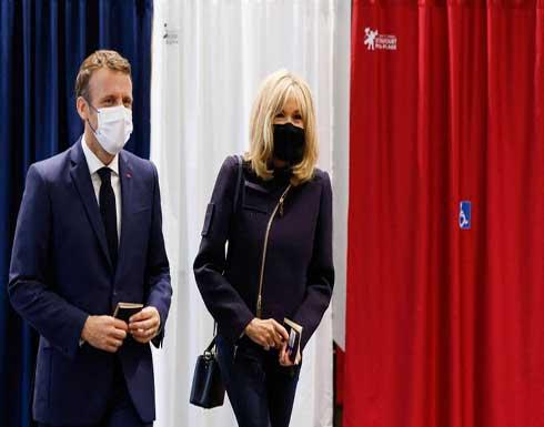 انتخابات فرنسا : حزبا الرئيس ماكرون والجبهة الوطنية لم يفوزا بأي منطقة