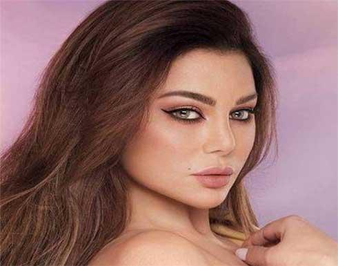 """بالفيديو - هيفاء وهبي تتلقى هدية حب مميزة.. """"قلب واحد ما بكفي"""""""
