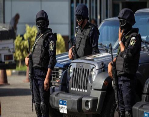 مقتل 5 من أفراد الشرطة المصرية في هجوم بالجيزة