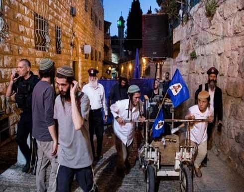 شرطة الاحتلال توافق على مسار جديد لمسيرة الأعلام وفصائل المقاومة تحذر من المساس بالأقصى