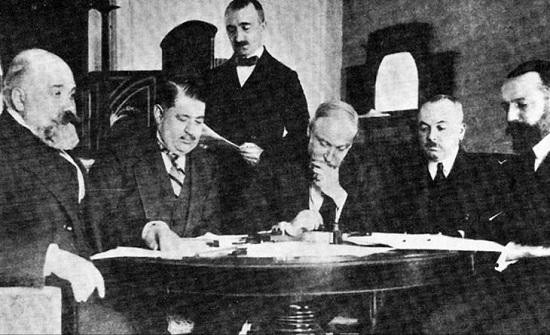 لغط حول معاهدة لوزان… فما حقيقتها؟