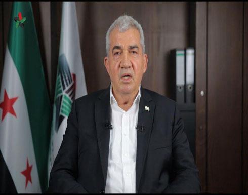 الائتلاف السوري يختار رئيساً مؤقتاً بعد استقالة رياض سيف
