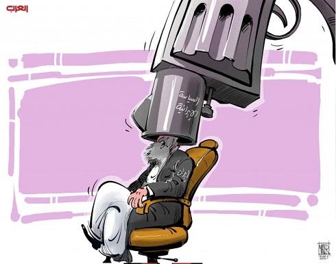 سياسة إيرانية كاتمة للصوت