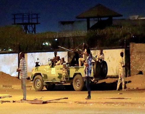 مصدر أمني سوداني : الجيش أمهل المتمردين 4 ساعات لإخلاء مقرات هيئة العمليات في الخرطوم