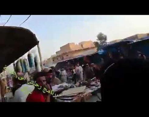 فيديو : قتيل وعدد من الجرحى بتفجير في ديالى شرقي العراق