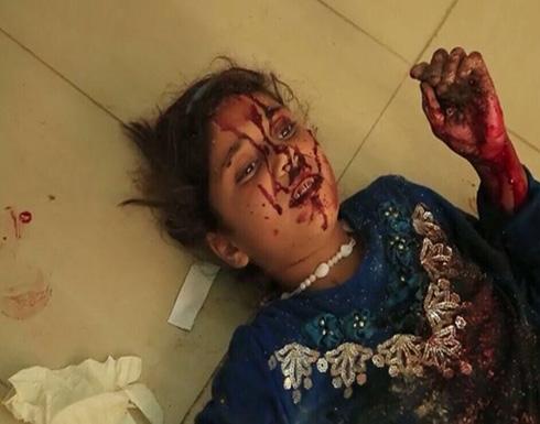 100 قتيل في قصف جوي لقوات التحالف على مخيم نازحين بدير الزور