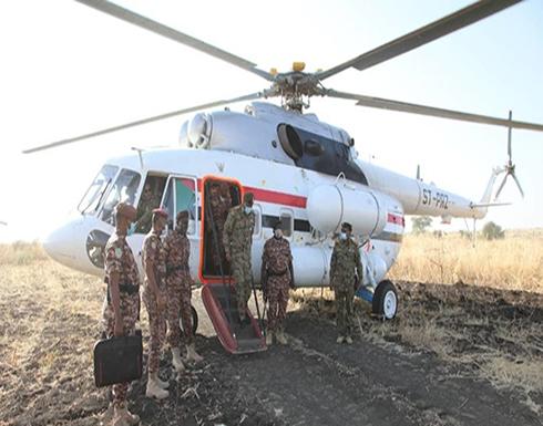 البرهان من حدود إثيوبيا: قادرون على حماية أرضنا