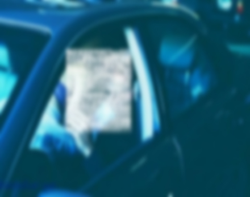 ضبط مطلقة عارية مع شاب داخل سيارتها في تونس