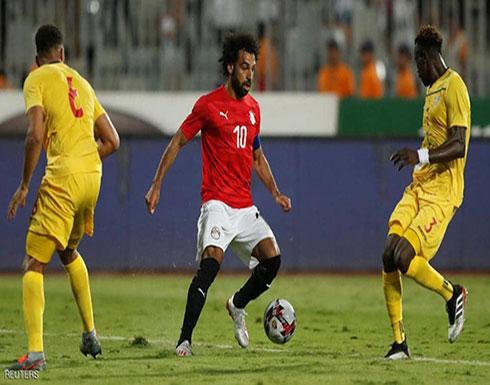 بمساعدة صلاح.. مصر تهزم غينيا بثلاثية