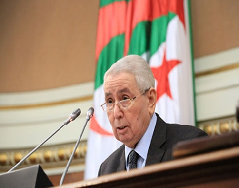 خطاب مرتقب للرئيس المؤقت ابن صالح للجزائريين.. هذا موعده