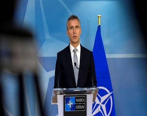 """الناتو يدعو روسيا إلى """"تحمل مسؤوليتها"""" في سوريا"""