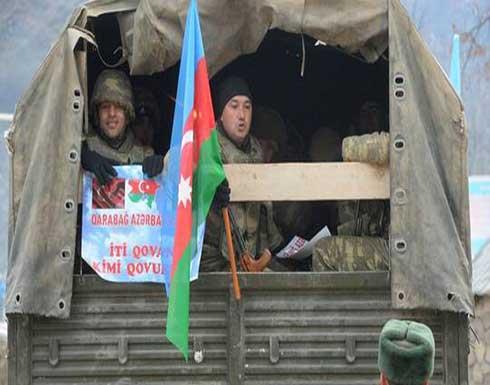 الدفاع الأرمينية تتهم أذربيجان بقصف مواقعها وباكو تنفي