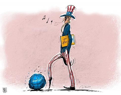 أمن إسرائيل.. أولوية أميركية