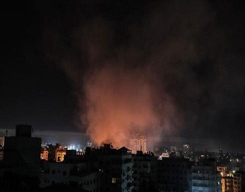 """""""انفجار"""" يهز بلدة بيت حانون شمالي غزة"""