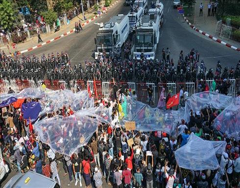 """""""مجلس حقوق الإنسان"""" يبحث انقلاب ميانمار في جلسة طارئة"""