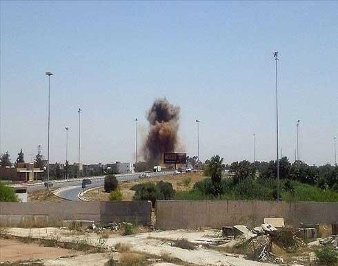 ليبيا.. مقتل مدني في انفجار لغم أرضي جنوبي طرابلس