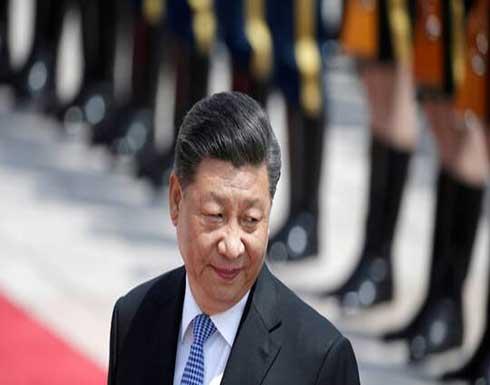 """الرئيس الصيني يحذر من """"تعقيد وقتامة"""" الوضع في مضيق تايوان"""