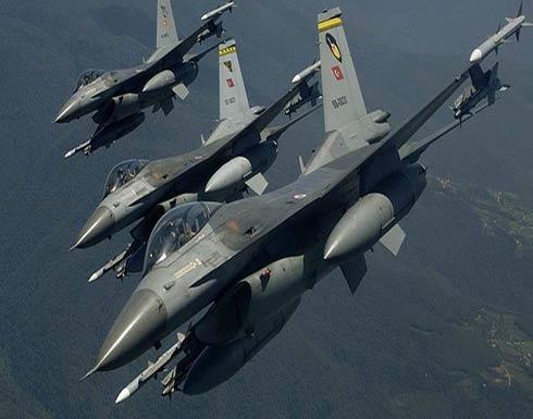"""غارات تركية تدمر 18 هدفاً لـ """"بي كا كا"""" الإرهابية شمالي العراق"""