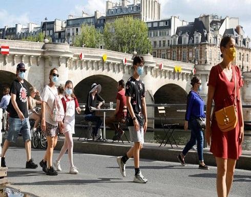 """فرنسا تسجل رقما قياسيا للإصابات بكورونا منذ """"الذروة الأولى"""""""