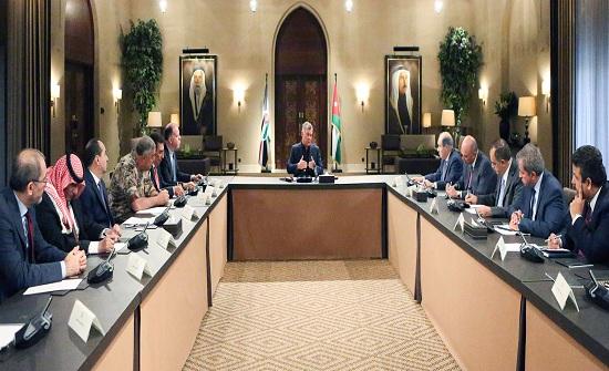 """الملك عبدالله : """"أعرف أن شعبنا تحمل الكثير وصبر وهذا معدن الأردنيين الأصيل"""