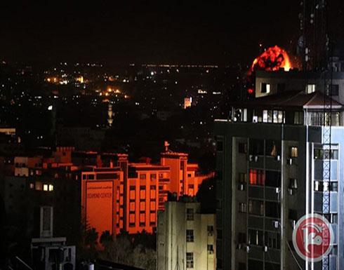 هدنة هشة- تجدد الغارات على قطاع غزة