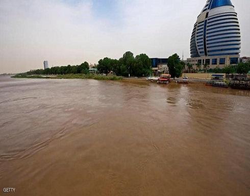 منسوب النيل في السودان بدأ ينخفض بعد الفيضانات المدمّرة