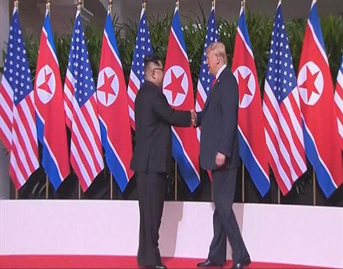 ترمب: كيم سيحترم اتفاق نزع الأسلحة النووية