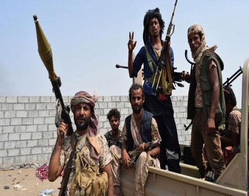 الجيش اليمني يفرض سيطرته على مواقع جديدة بدمت (فيديو)