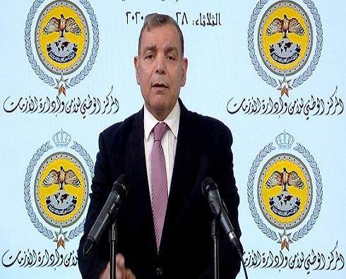 الأردن : 89 مريضاً فقط بكورونا موجودين الآن في المستشفيات