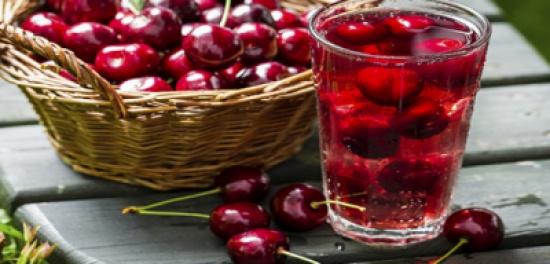 هل تعاني من ارتفاع ضغط الدم؟ اشرب عصير الكرز!