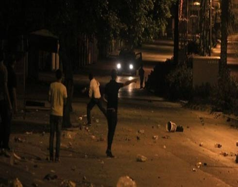 استشهاد فلسطيني وإصابة آخر جنوبي نابلس