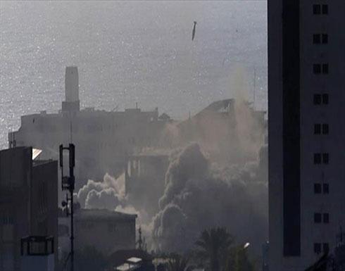 النظام السوري: قتيل و12 مصابًا إثر استهداف مقاتلات إسرائيلية مواقع عسكرية