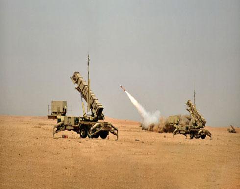 الدفاعات السعودية تعترض صاروخا حوثيا في سماء نجران