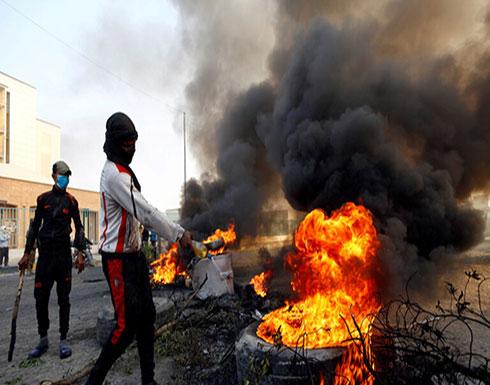 الشرطة العراقية: إصابة 114 ضابطا ومنتسبا في قوات الأمن بالنجف منذ أواخر نوفمبر