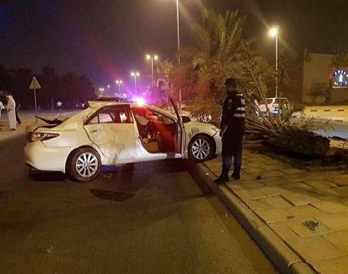 الكويت : مدير أمن يتعامل مع حادث مروري ويتفاجأ بوالدته متوفية
