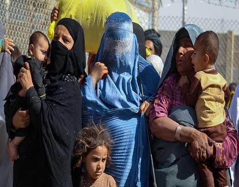الأمم المتحدة: أكثر من نصف مليون أفغاني في طريق اللجوء