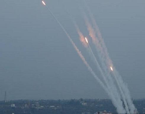 """إسرائيل: """"حماس"""" تطلق صواريخ تجريبية جديدة باتجاه البحر"""