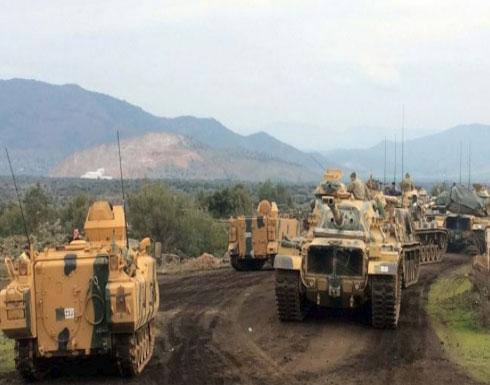 وكالة: أمريكا تبلغ تركيا بأنها ستوقف دعمها لوحدات حماية الشعب الكردية