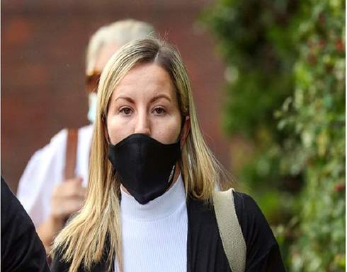 """معلمة بريطانية تمارس الفاحشة مع طالب.. وتهدد بأنها """"ستسقطه"""" إذا افشى سرهما"""