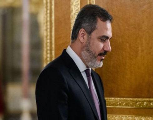 رئيس استخبارات تركيا في أربيل بمهمتين إحداهما سرية